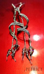 2 pair bobbin lace earings_1