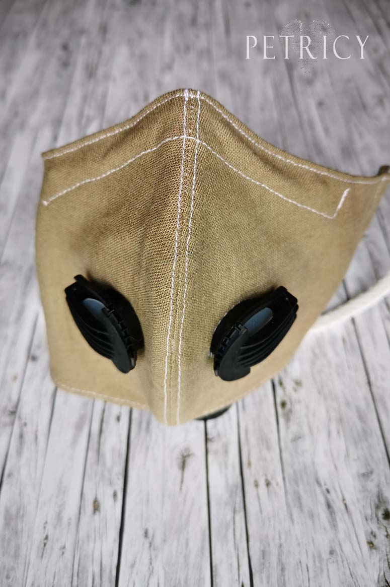 Finished protection mask