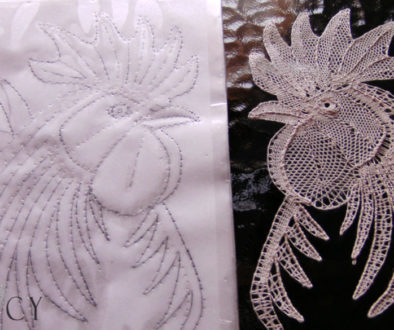 Designing Bobbin Lace Patterns – What matters at the end