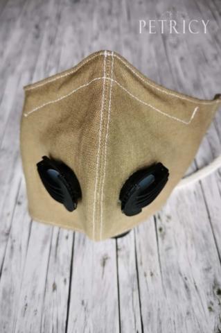 Finished protection mask